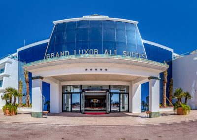 Hotel Grand Luxor – Spain